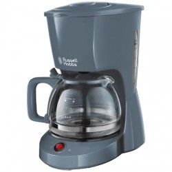 Cafetiera Russell Hobbs Textures Grey 22613-56, 1.25l, Gri - 22613-56