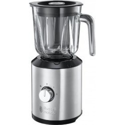 Blender Russell Hobbs Compact Home 25290-56, 400 W, 1 L, Design compact, Inox - 25290-56