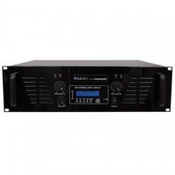 AMPLIFICATOR 2X800W PLAYER USB SI BLUETOOTH
